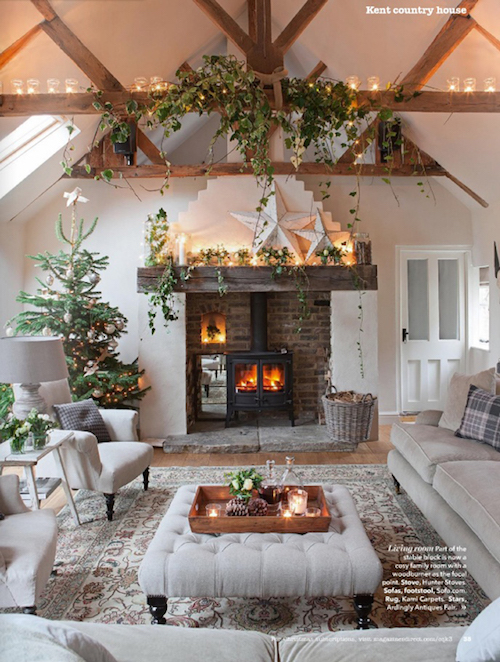 Light my fire; huis met veel verschillende kaarsen