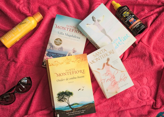 Santa Montefiore zomerboeken