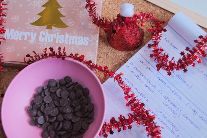 MEP voorbereiden op het kerstdiner
