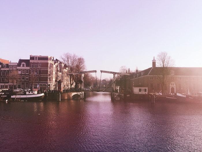 Amsterdam - Brug Hermitage