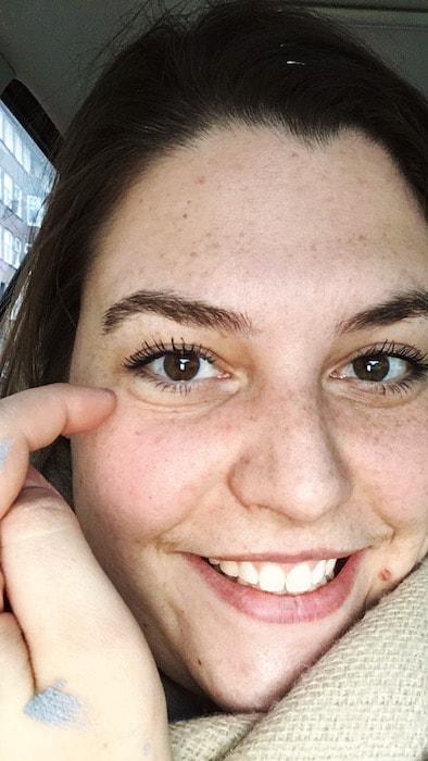 Ayla loves life maart 2017 - dubbele rij wallen