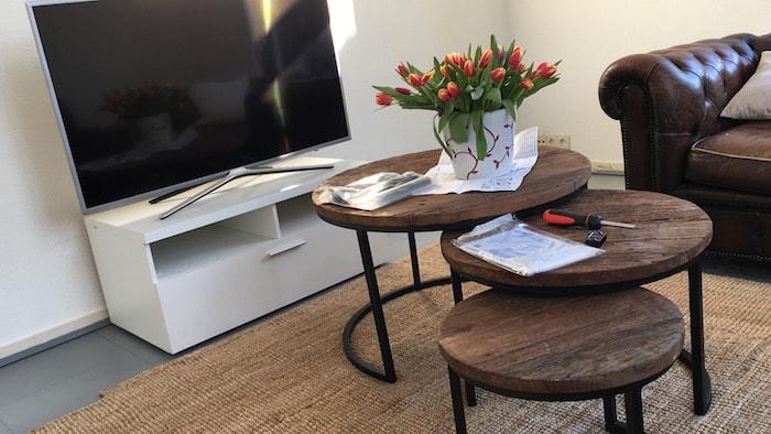 Ayla loves life maart 2017 - Nieuwe tafeltjes