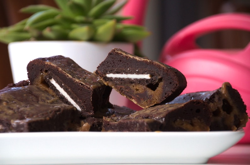 Extremely slutty Brownies