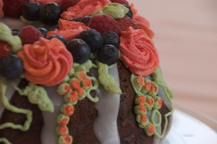 Recept tulband cake met decoraties